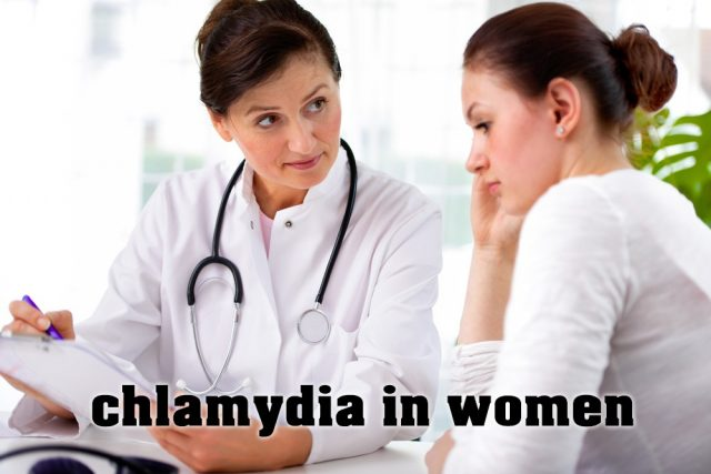 chlamydia in women