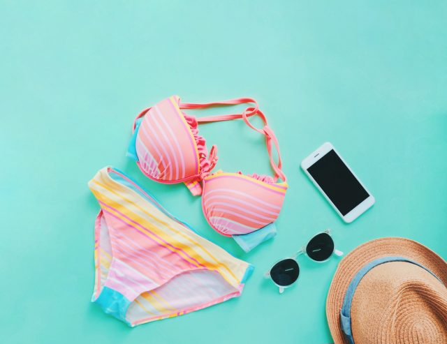 Shared Disease and Bacteria from Sharing Swimwear