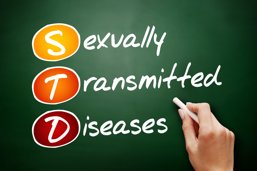 Sexually transmitted diseases uti