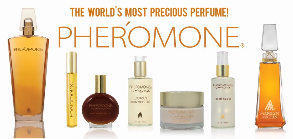Pheromone perfume work