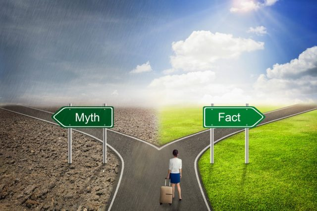 Myth or Fact road to the correct way