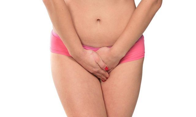 Itchy vagina: Vaginal Yeast infection