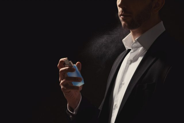Pheromone perfume for men