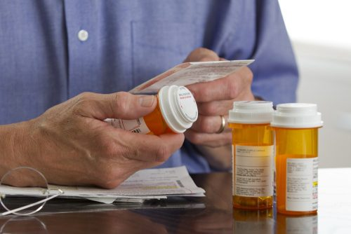 Prostate Pain: Medications