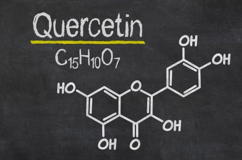 Prostate Pain: Quercetin Supplement