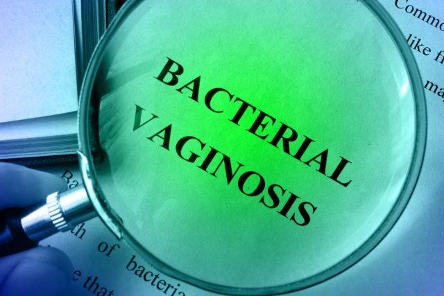 White discharge - Vaginosis
