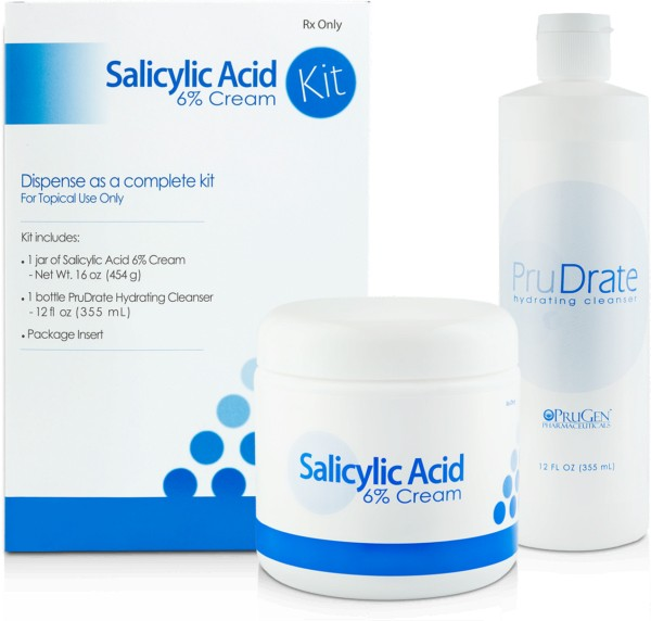 Salicylic Acid Cream Kit