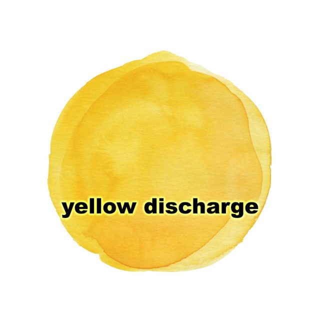 Yellow Discharge