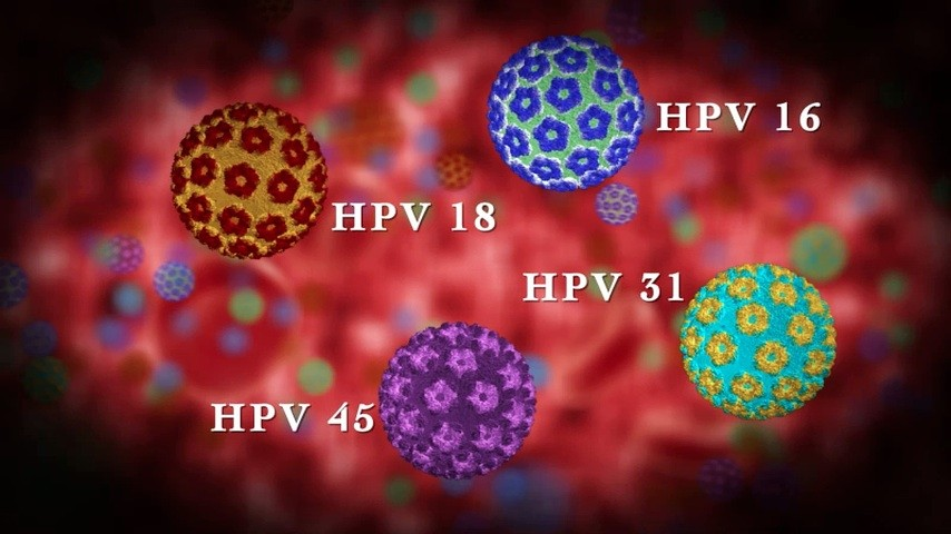 Human Papillomavirus (hpv) In Men HPV Symptoms, T...