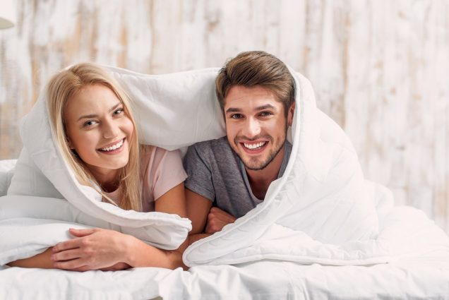 Monogamous relations is a secure way to have a trusted partner and stay away from HPV