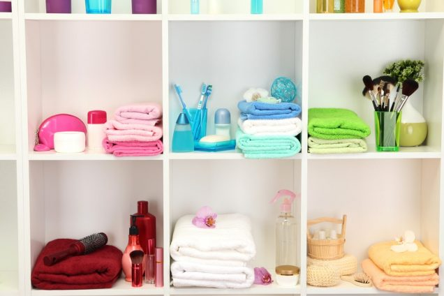 Using personal hygiene products and slippers in public bathrooms or pools