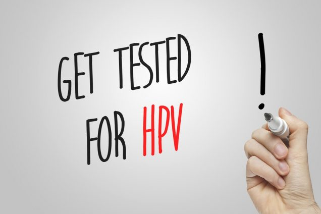 Have yourself tested for HPV on regular basis