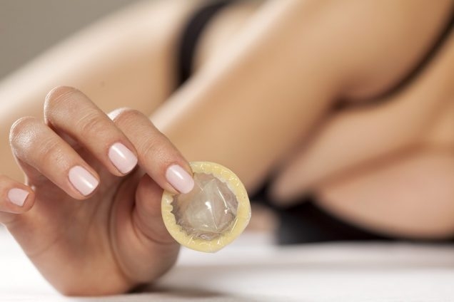 Using condoms during sexual intercourse reduces the chances of contracting HPV