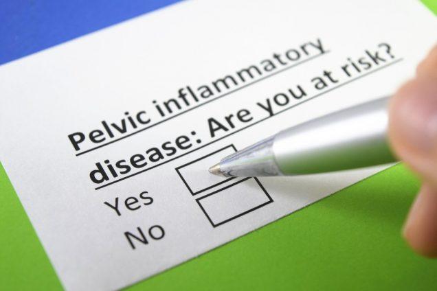 Pelvic Inflammatory Disease test