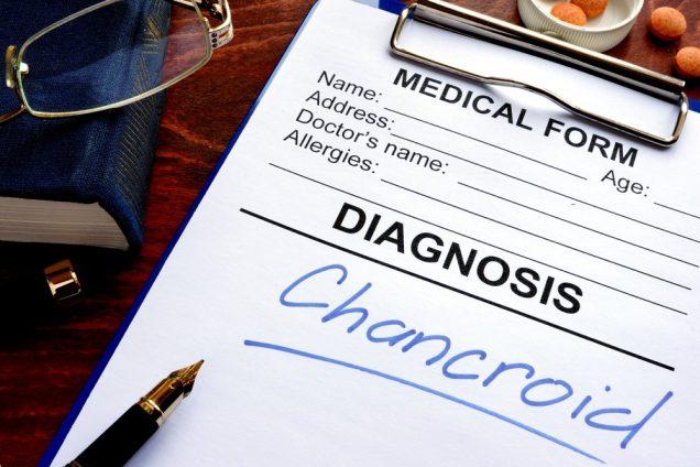 Chancroid symptoms