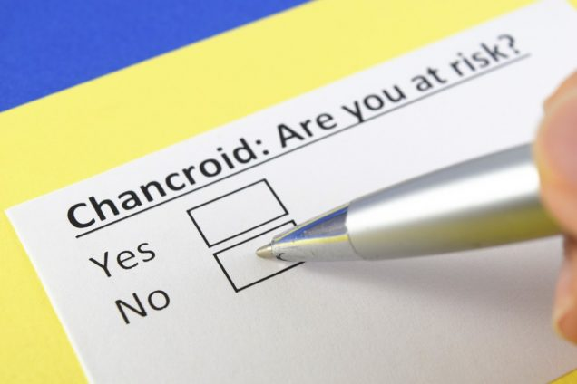 Chancroid test