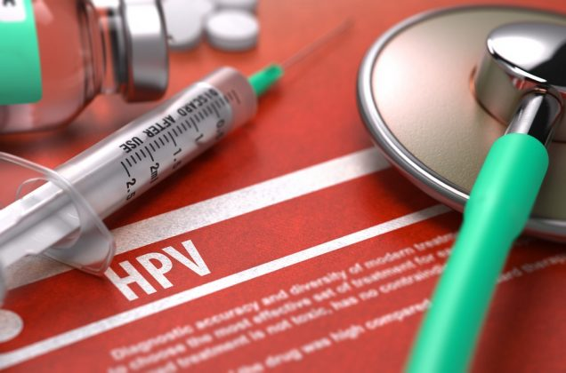 Treatment of HPV